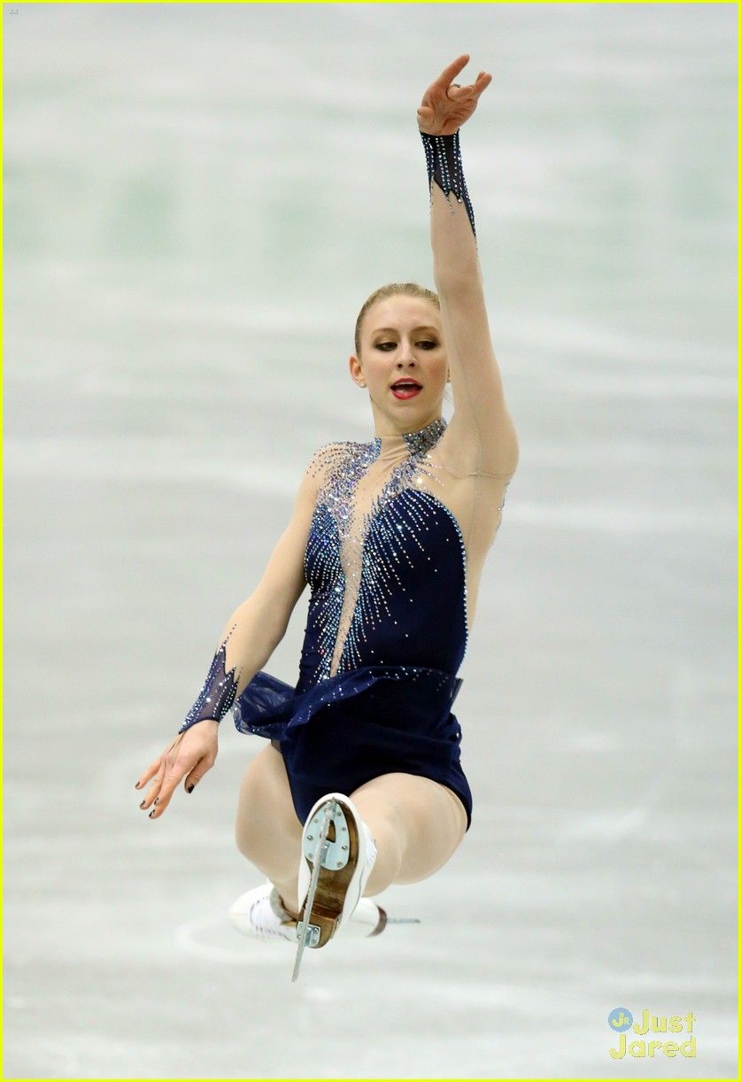 gracie gold christina gao four continents 12