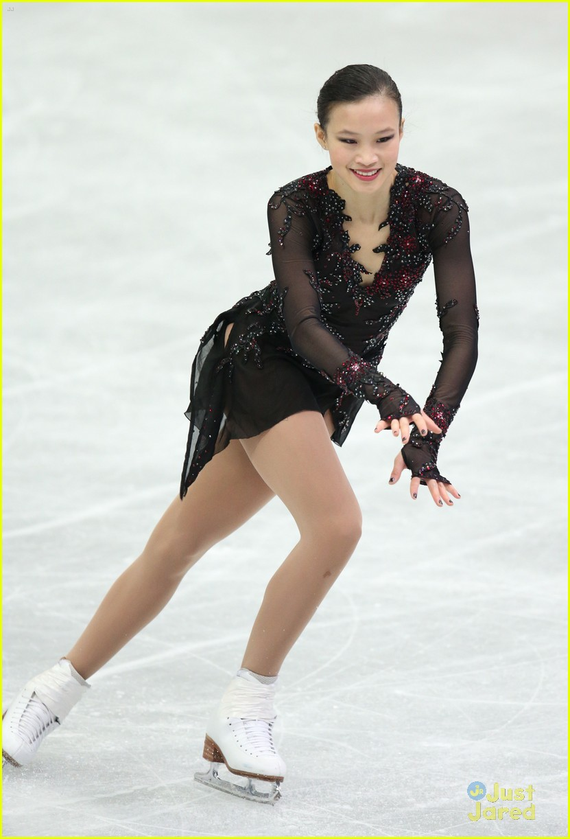 gracie gold christina gao four continents 13