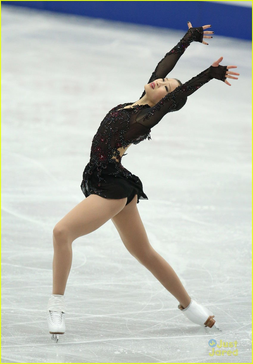 gracie gold christina gao four continents 17