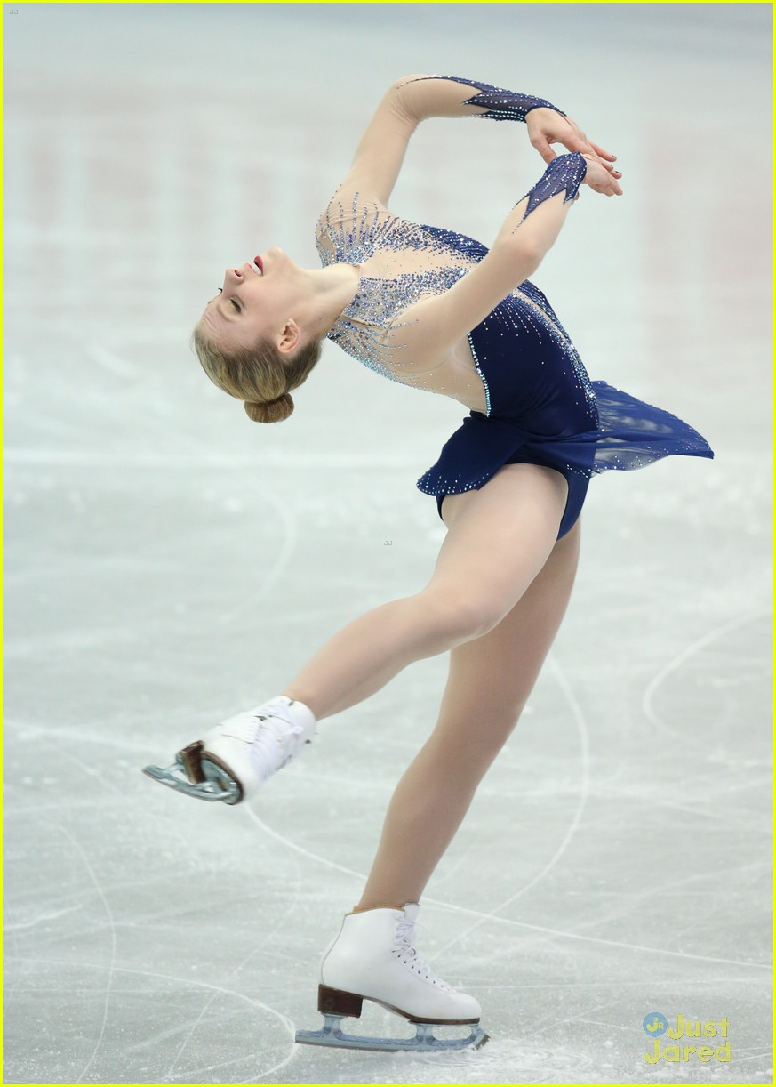 gracie gold christina gao four continents 18