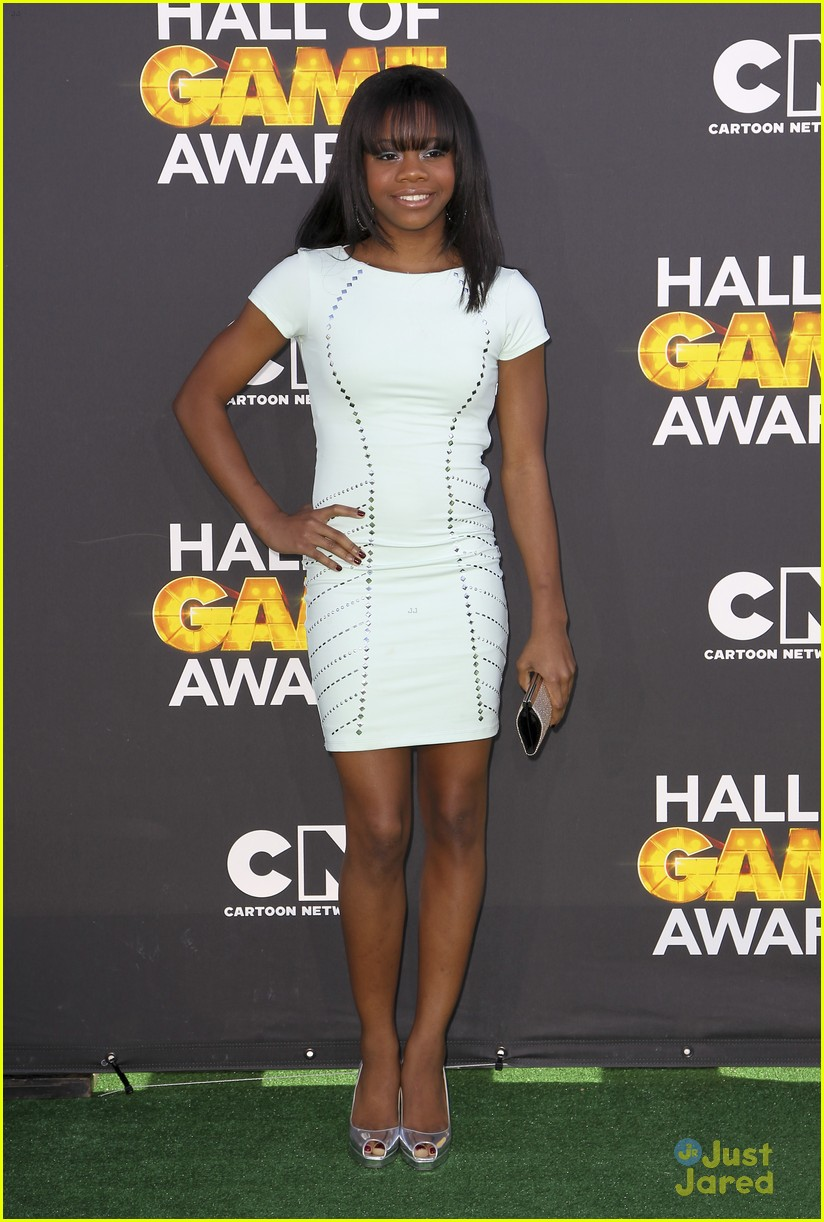 gabby douglas mckayla maroney aly raisman hall game awards 20