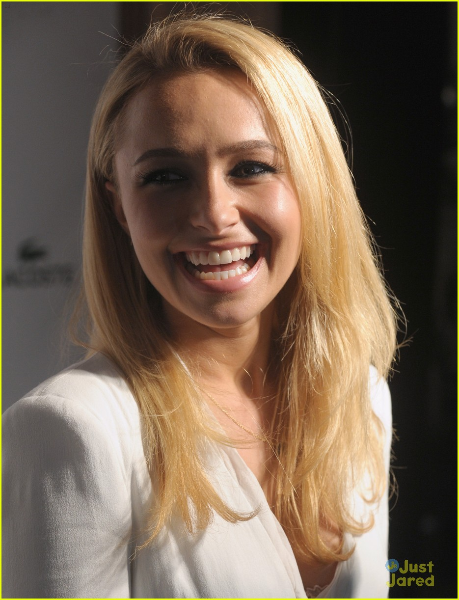 hayden panettiere lacoste party super bowl 01