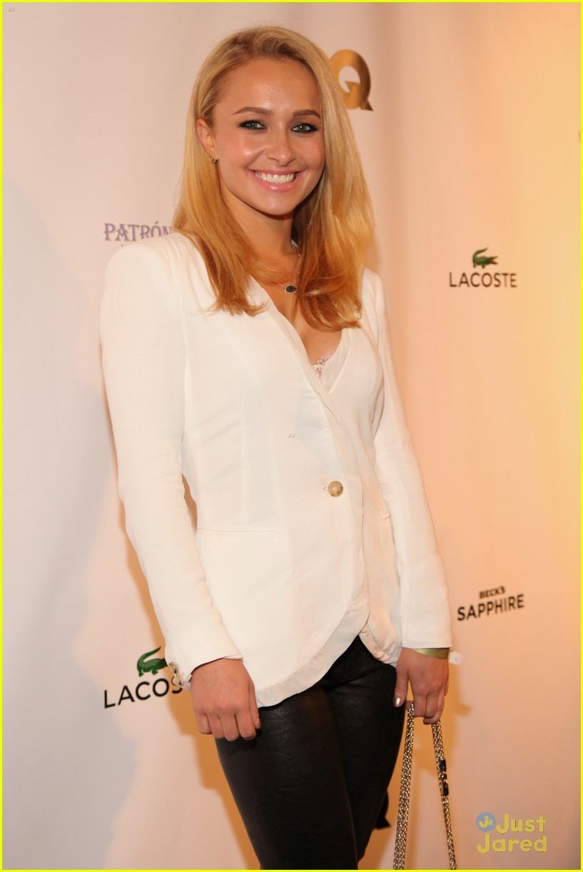 hayden panettiere lacoste party super bowl 10