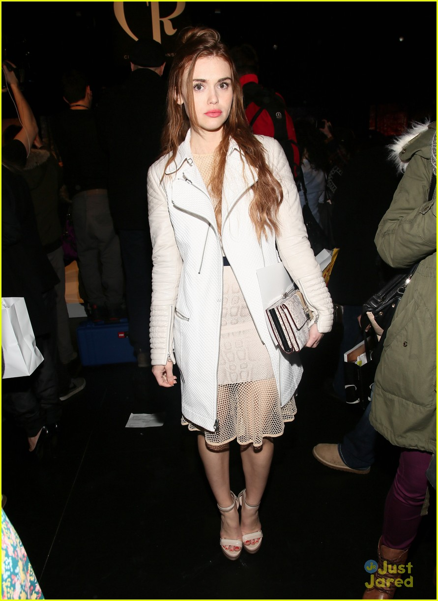 holland roden dkny charlotte ronson shows 01