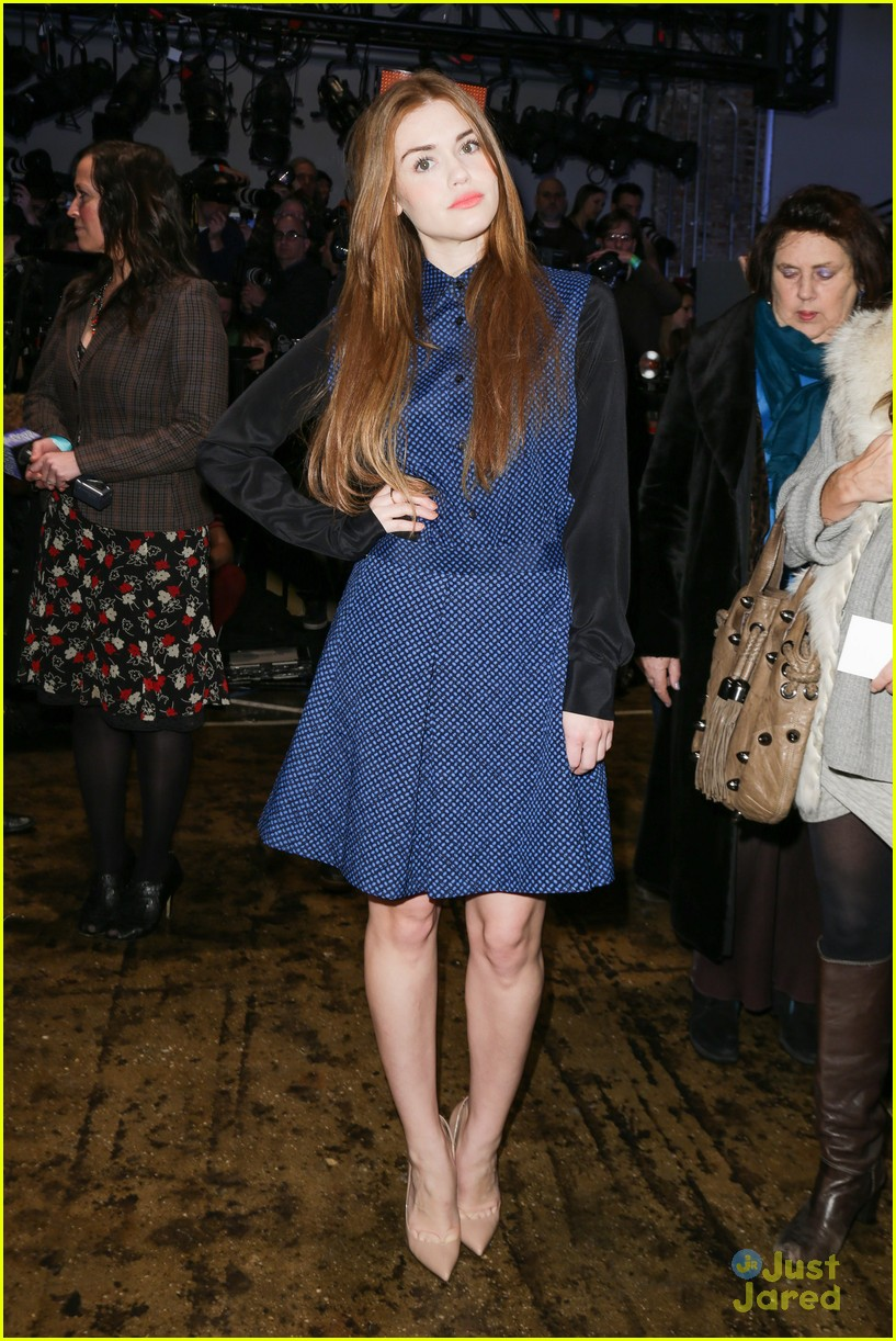 holland roden dkny charlotte ronson shows 08