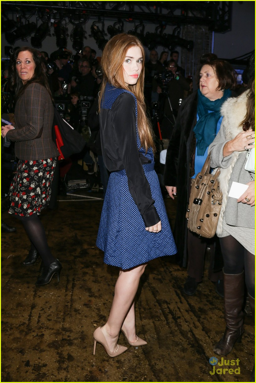 holland roden dkny charlotte ronson shows 10