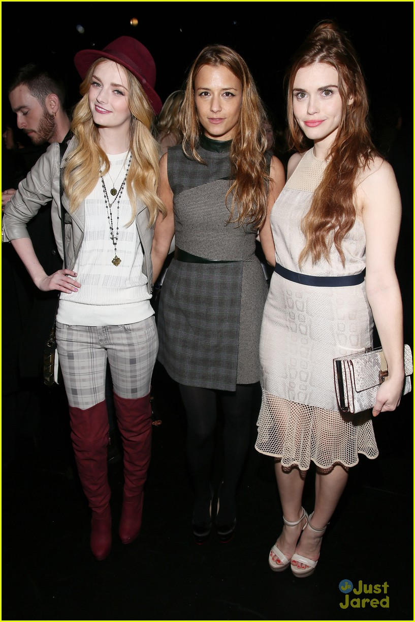 holland roden dkny charlotte ronson shows 11