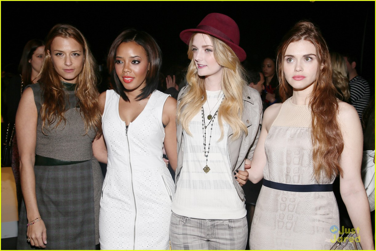 holland roden dkny charlotte ronson shows 14