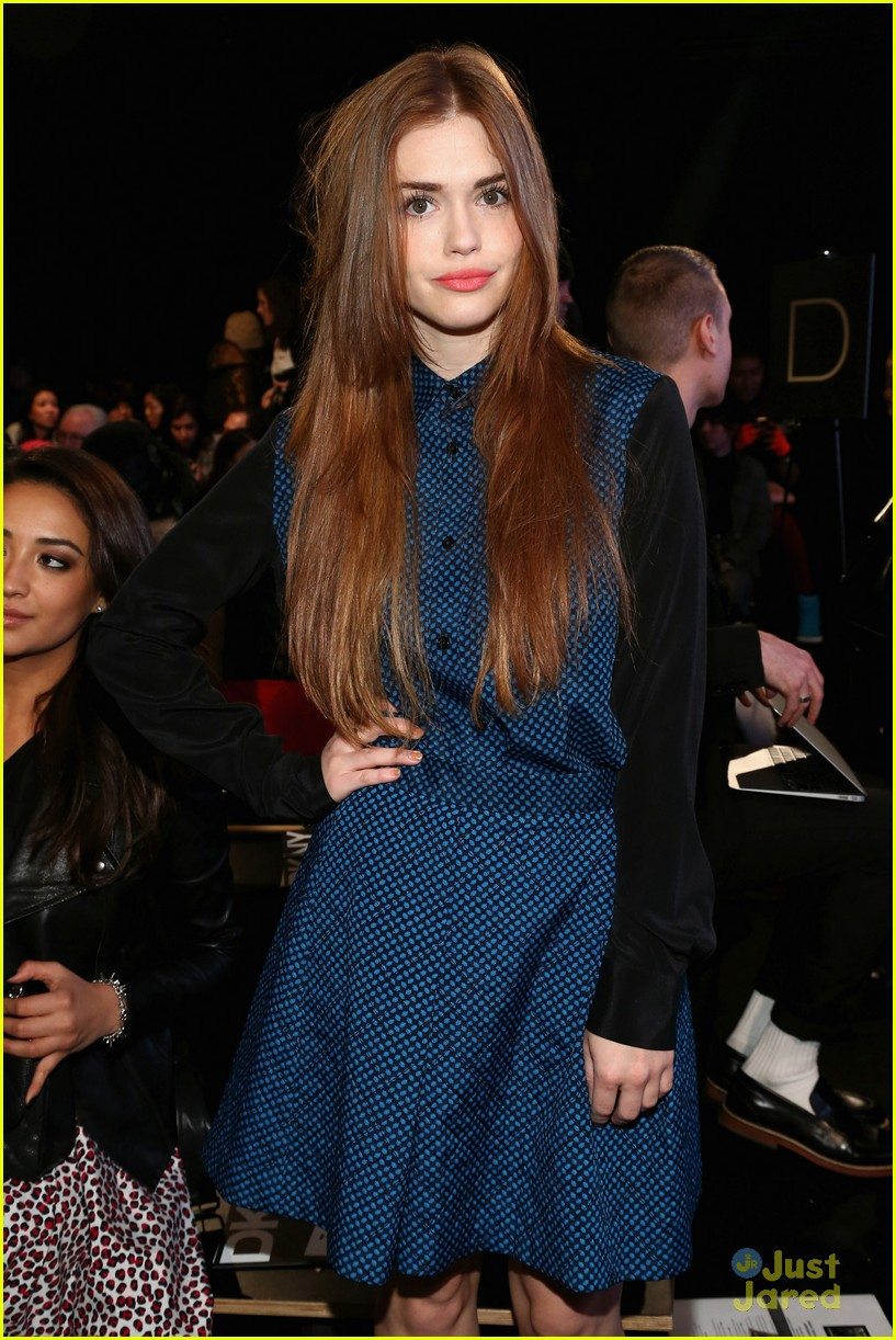 holland roden dkny charlotte ronson shows 15