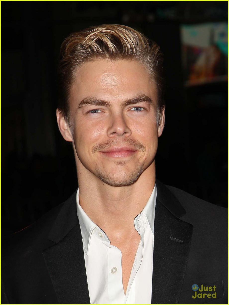 derek hough safe haven premiere 04
