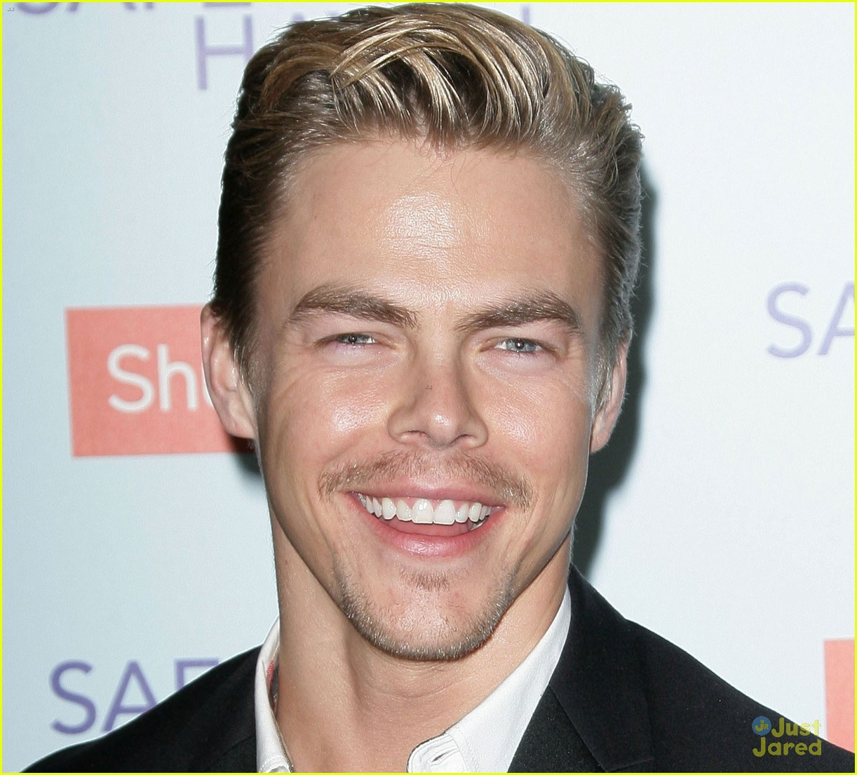 derek hough safe haven premiere 07