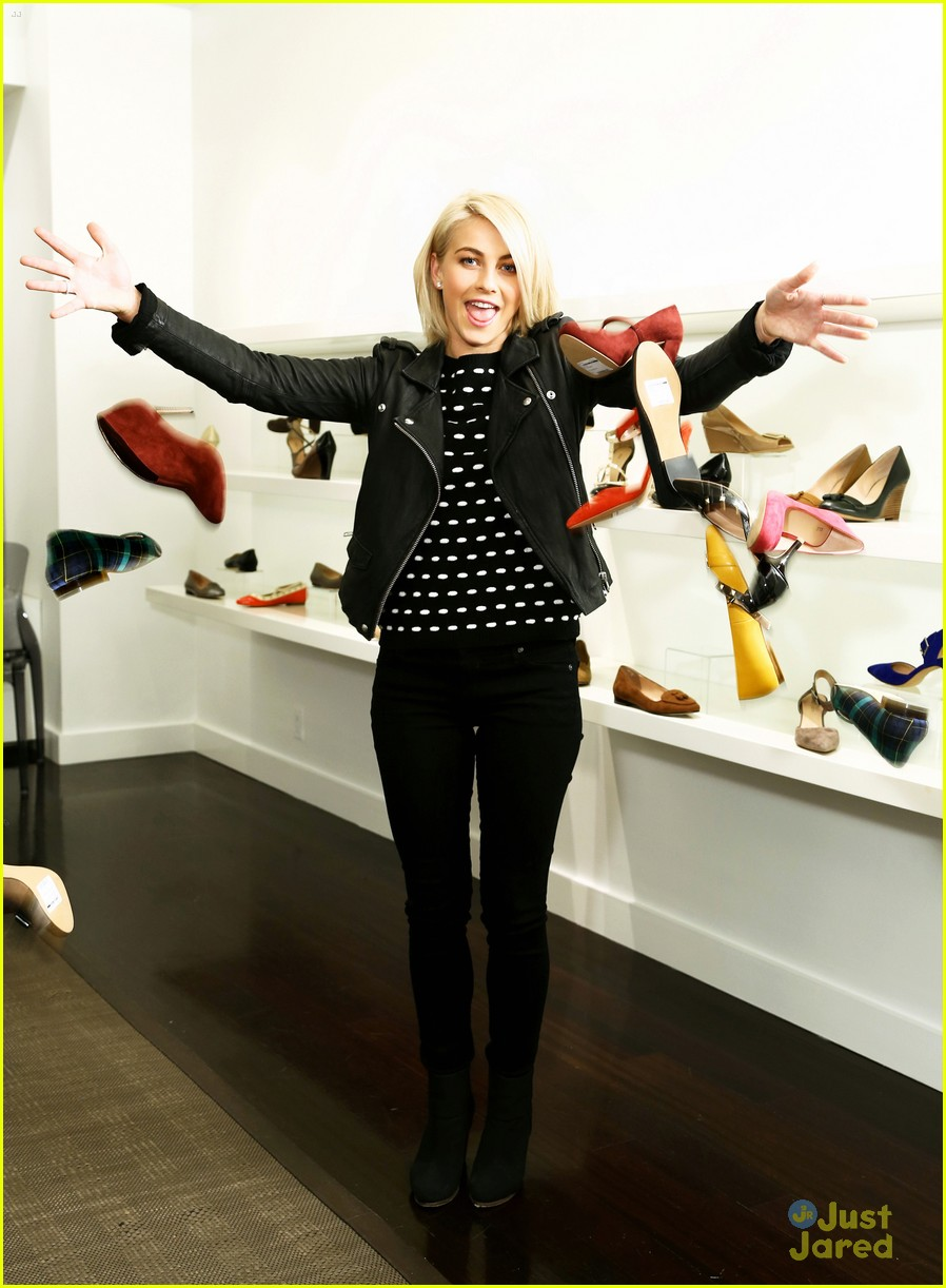 julianne hough midtown sole society mtg 10