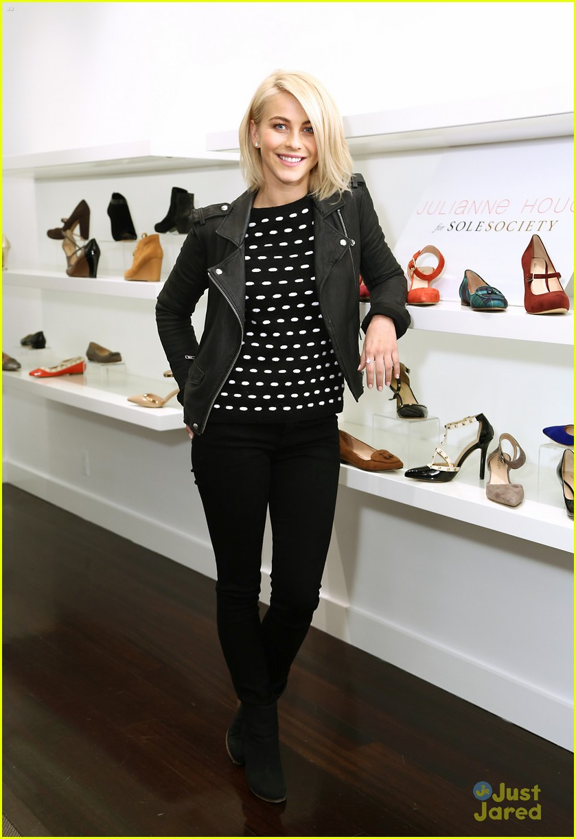 julianne hough midtown sole society mtg 12