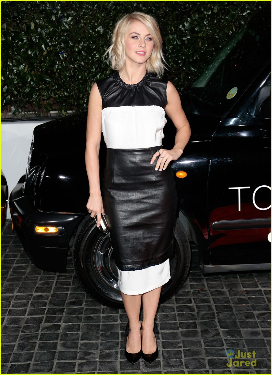 julianne derek hough topshop topman la opening party 11