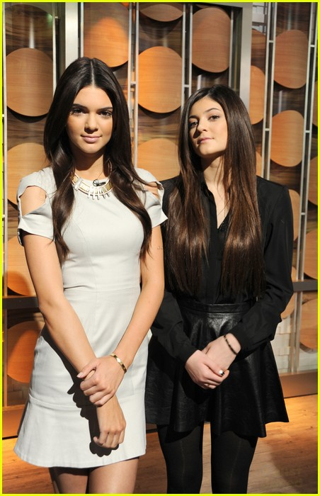 kendall kylie jenner gma appearance 01