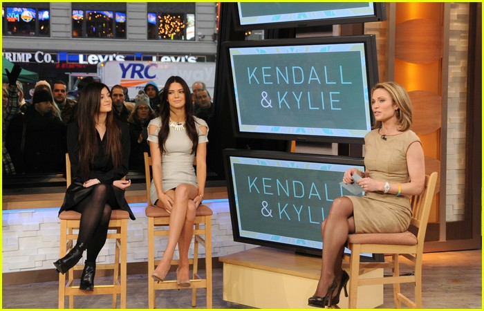 kendall kylie jenner gma appearance 04