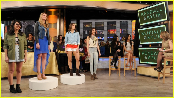 kendall kylie jenner gma appearance 08