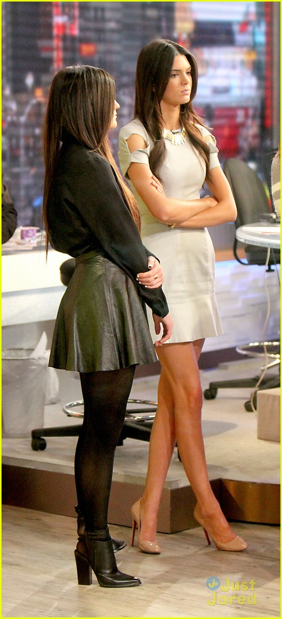 kendall kylie jenner gma appearance 11