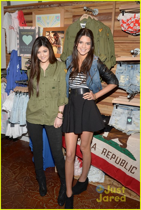 kendall kylie jenner pacsun line debut 32
