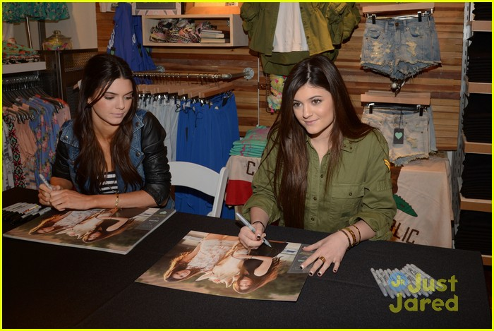 kendall kylie jenner pacsun line debut 42