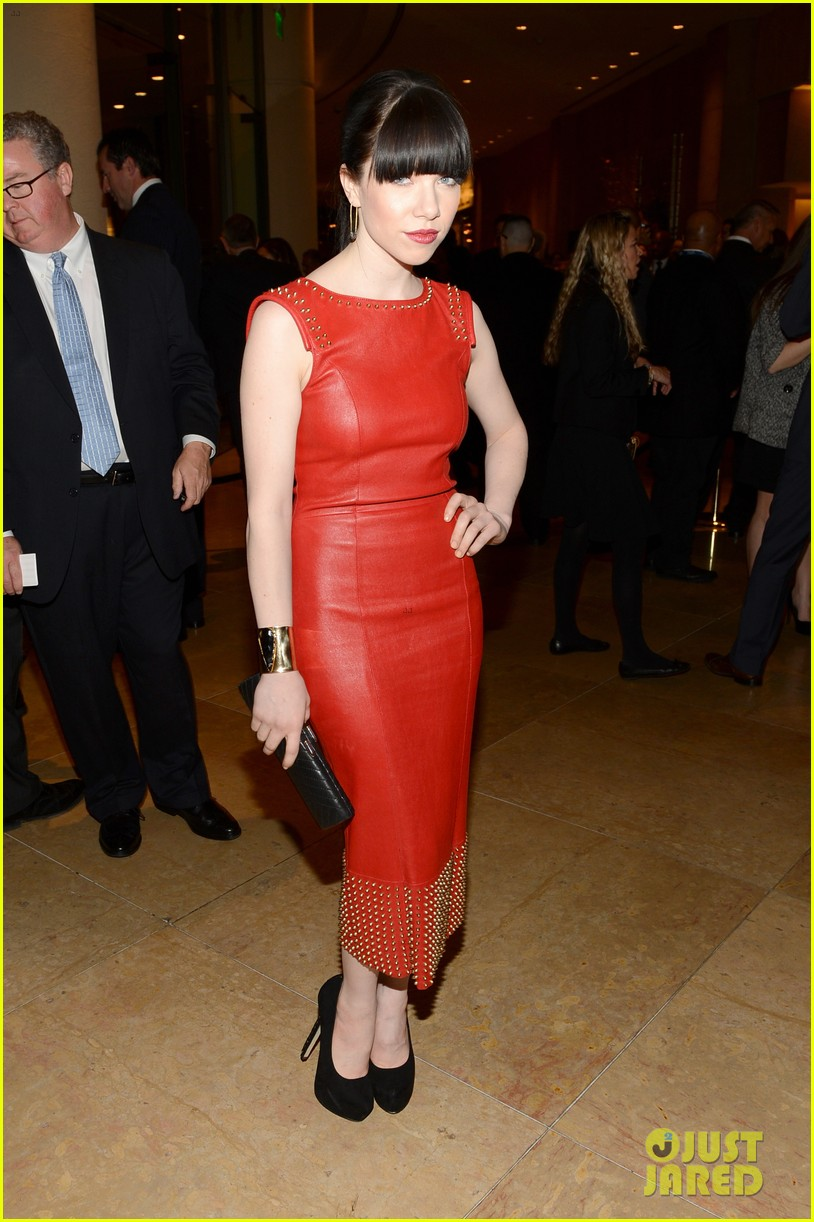 carly rae jepsen clive davis grammy party 05