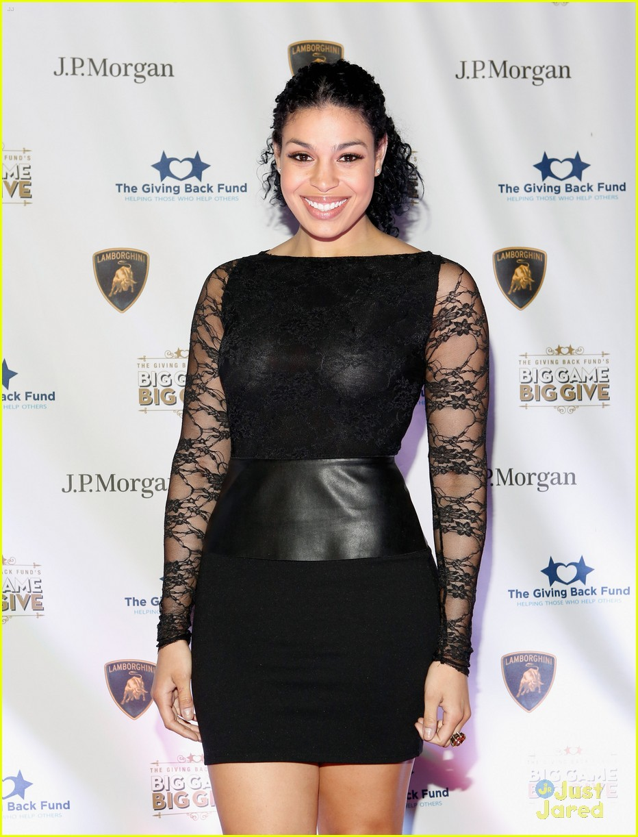 jordin sparks big game big give 08