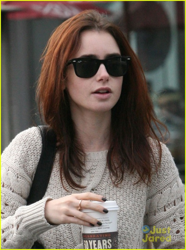 lily collins coffee bean 01