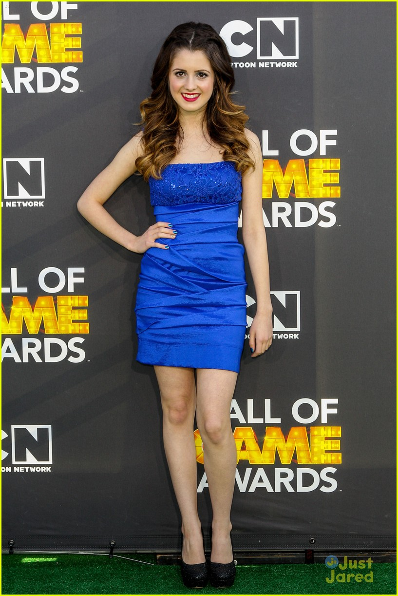 laura marano raini rico rodriguez hall game awards 11