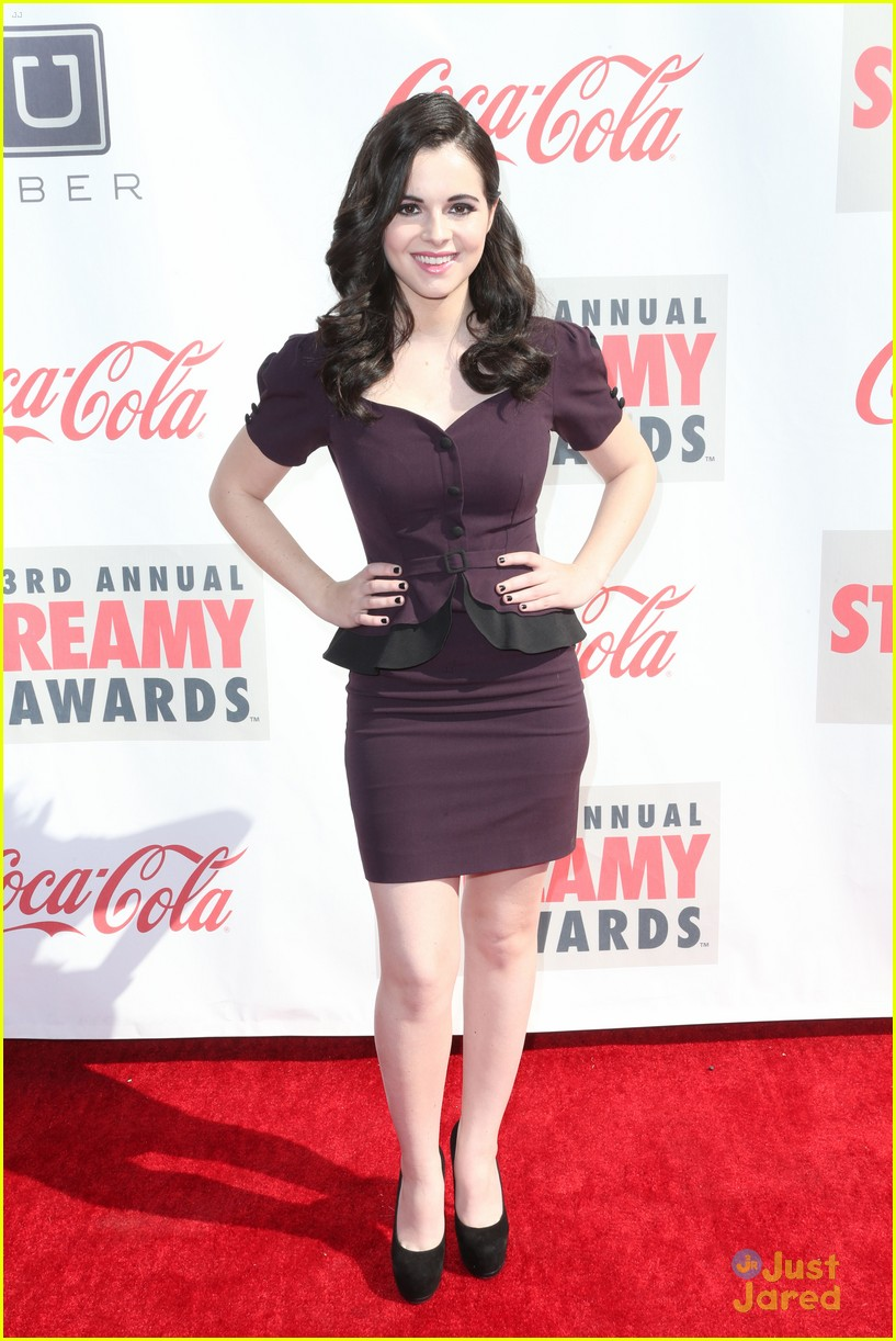 vanessa marano streamy awards 03