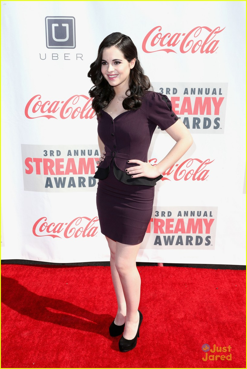 vanessa marano streamy awards 09