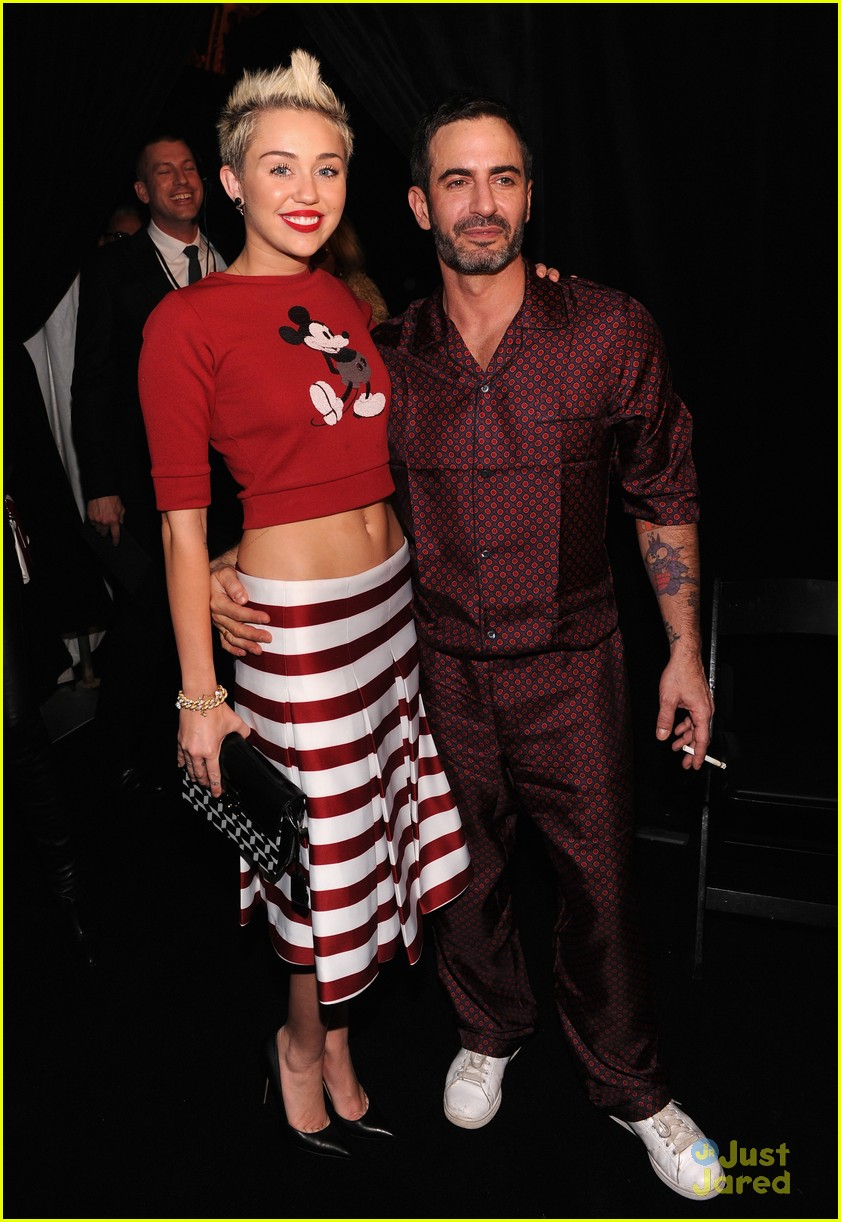 miley cyrus marc jacobs=show 08
