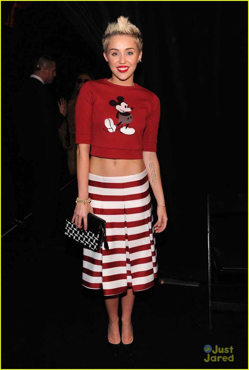 miley cyrus marc jacobs=show 10