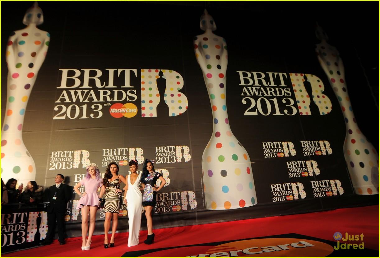 little mix brit awards 03