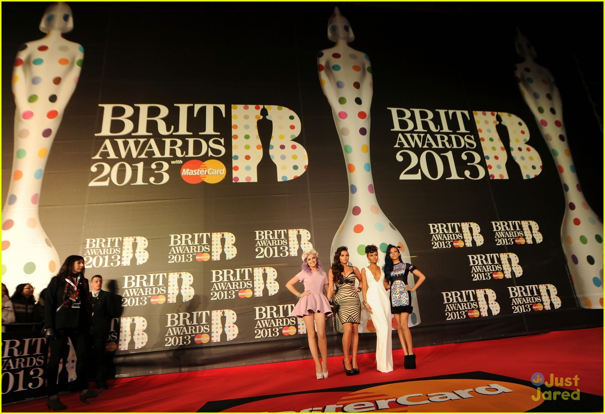 little mix brit awards 05