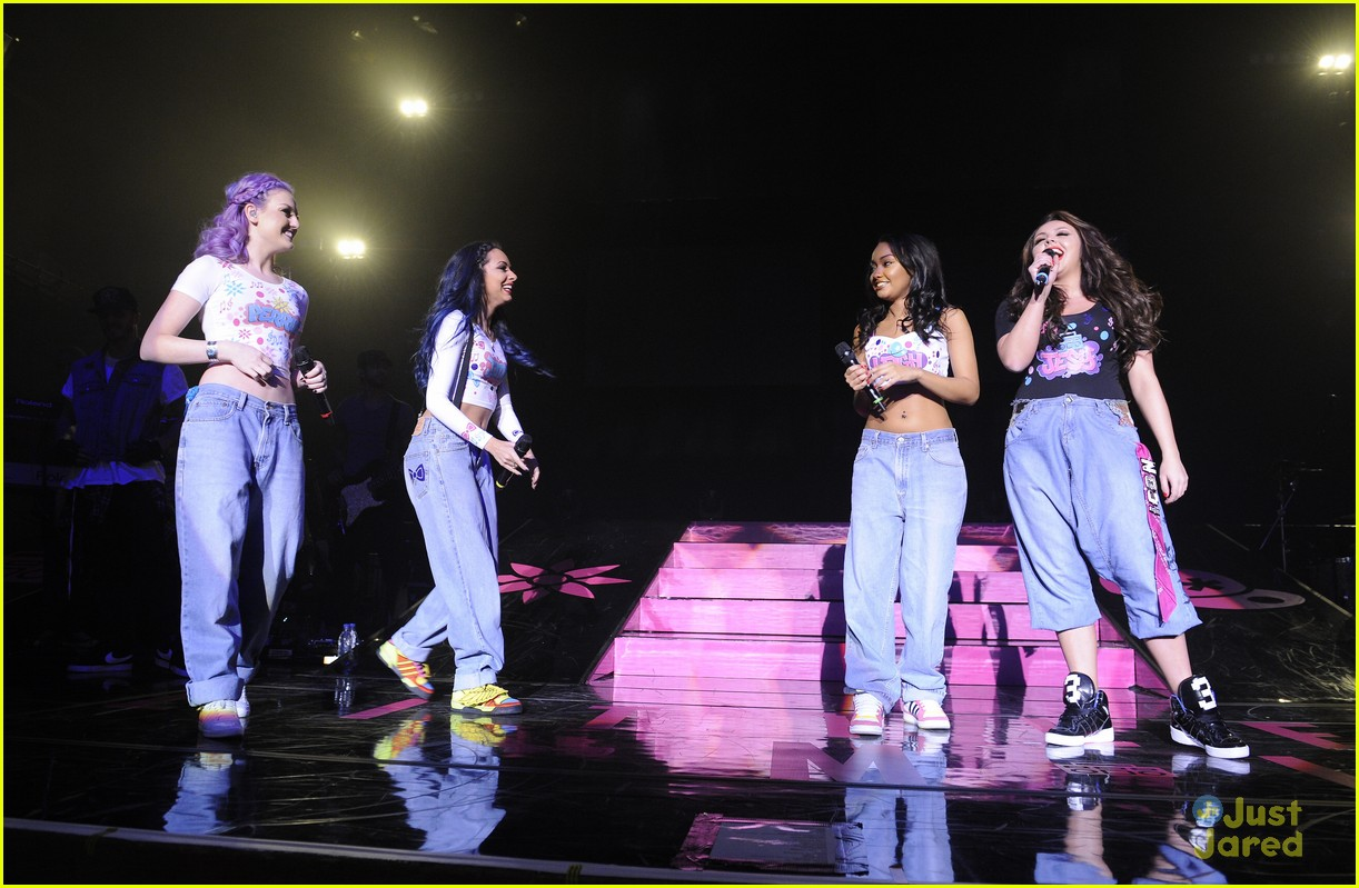 little mix wolverhampton concert 01