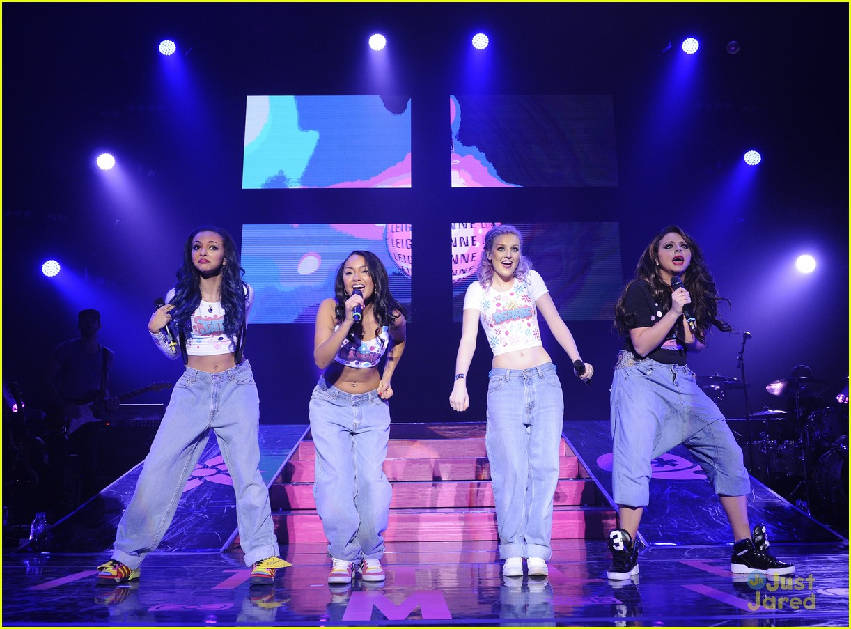little mix wolverhampton concert 08