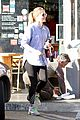 teresa palmer shopping with dad 07