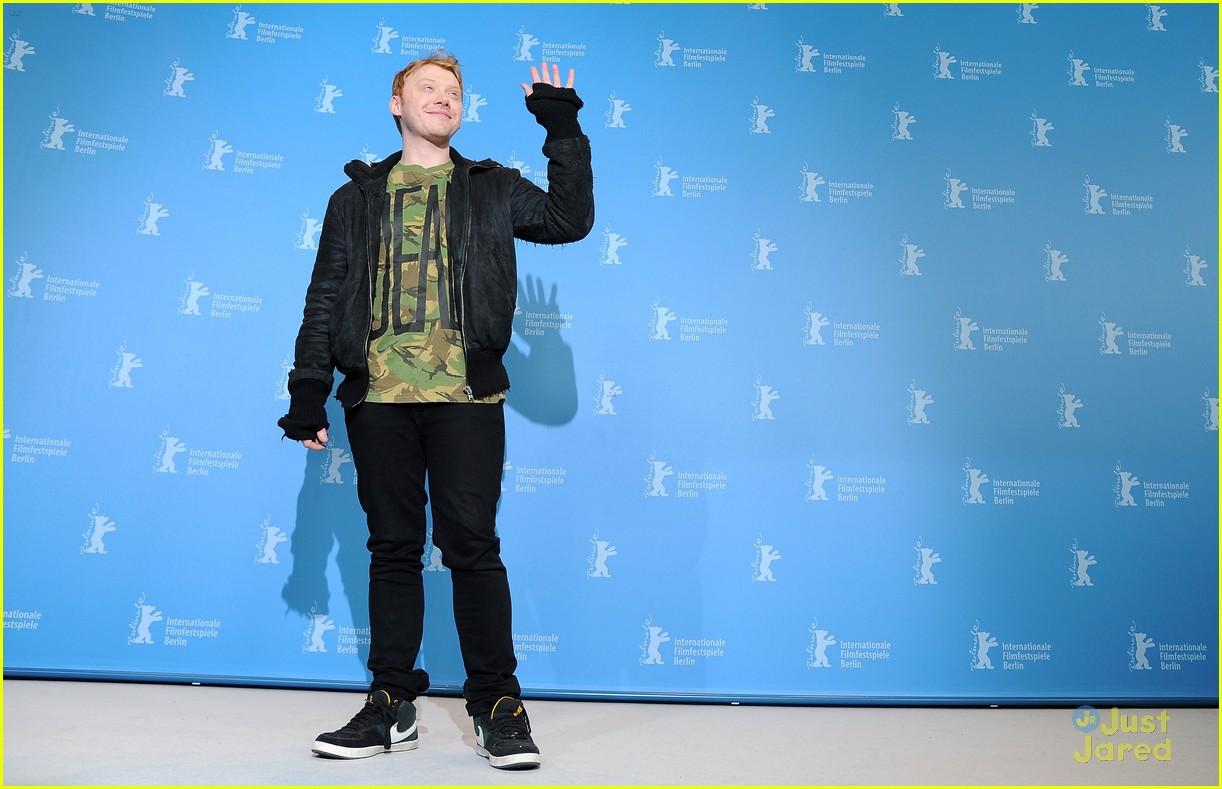 rupert grint berlin film festival 01