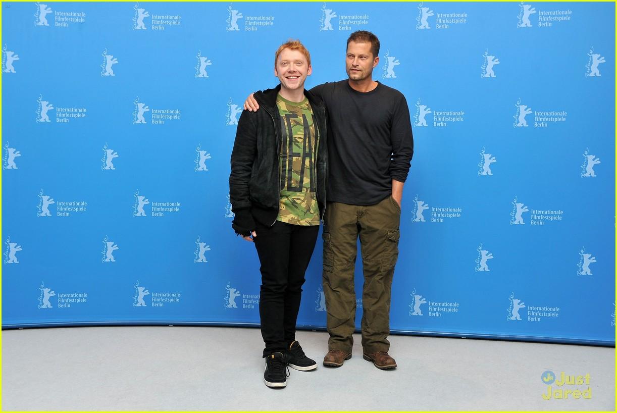 rupert grint berlin film festival 04