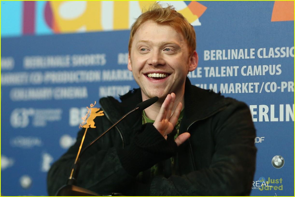 rupert grint berlin film festival 05
