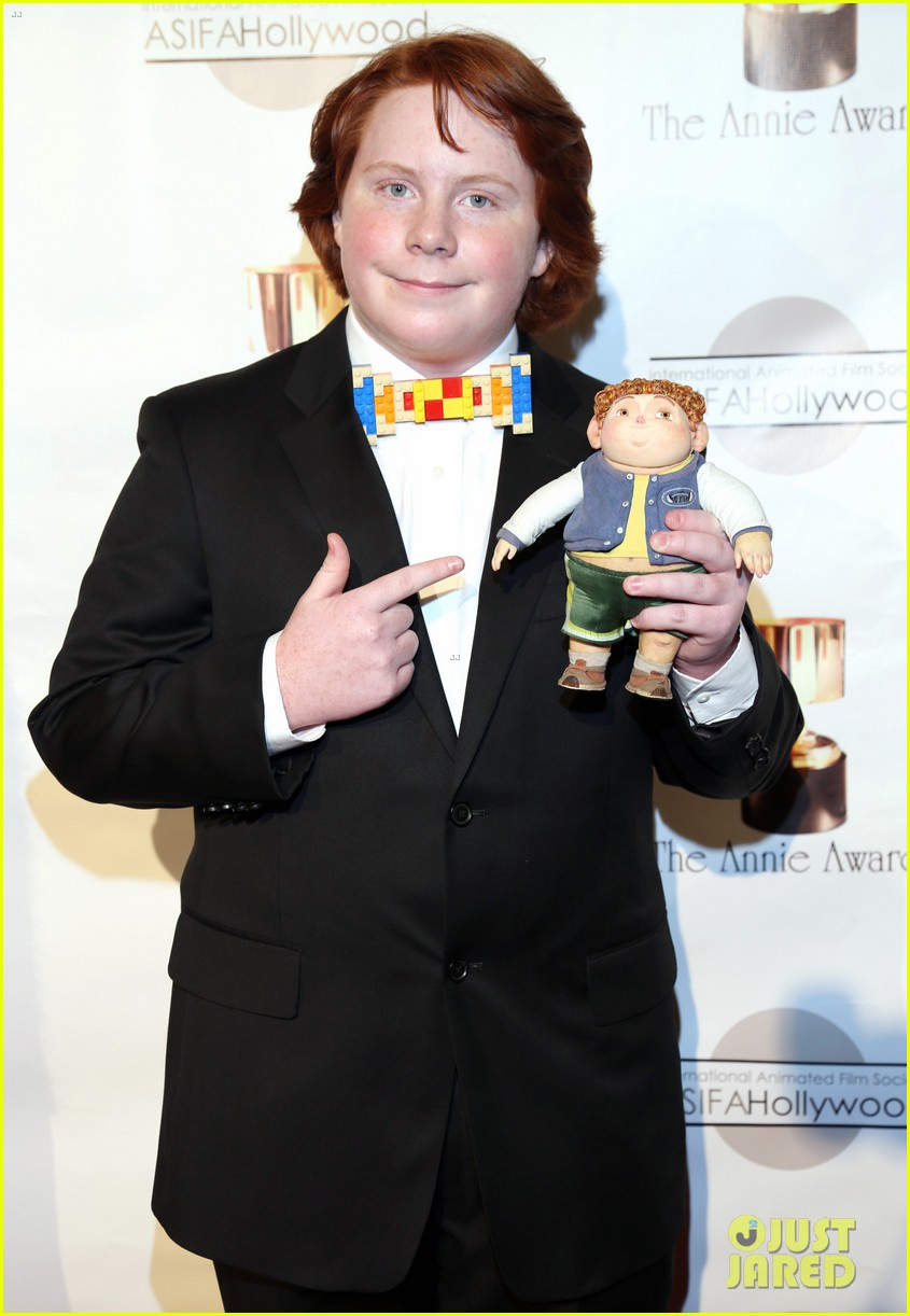 atticus shaffer tucker albrizzi annie awards 03