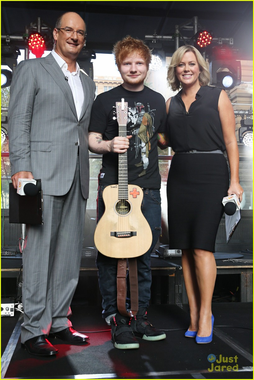 ed sheeran sydney performance 01