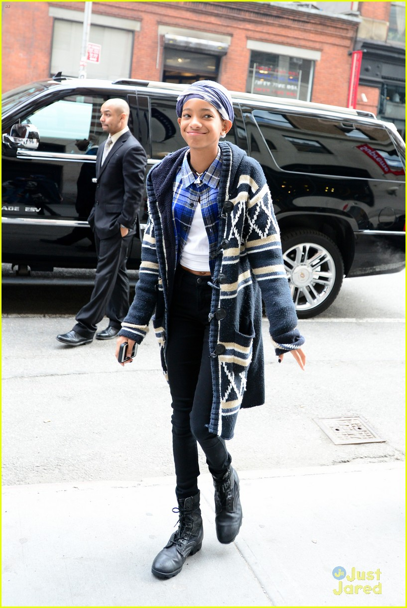 jaden willow smith nyc music video shoot 01