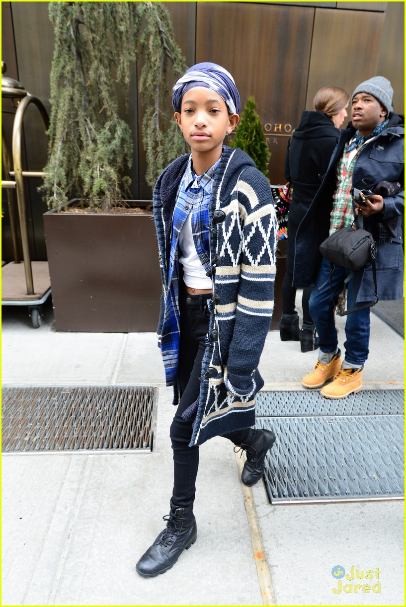 jaden willow smith nyc music video shoot 09