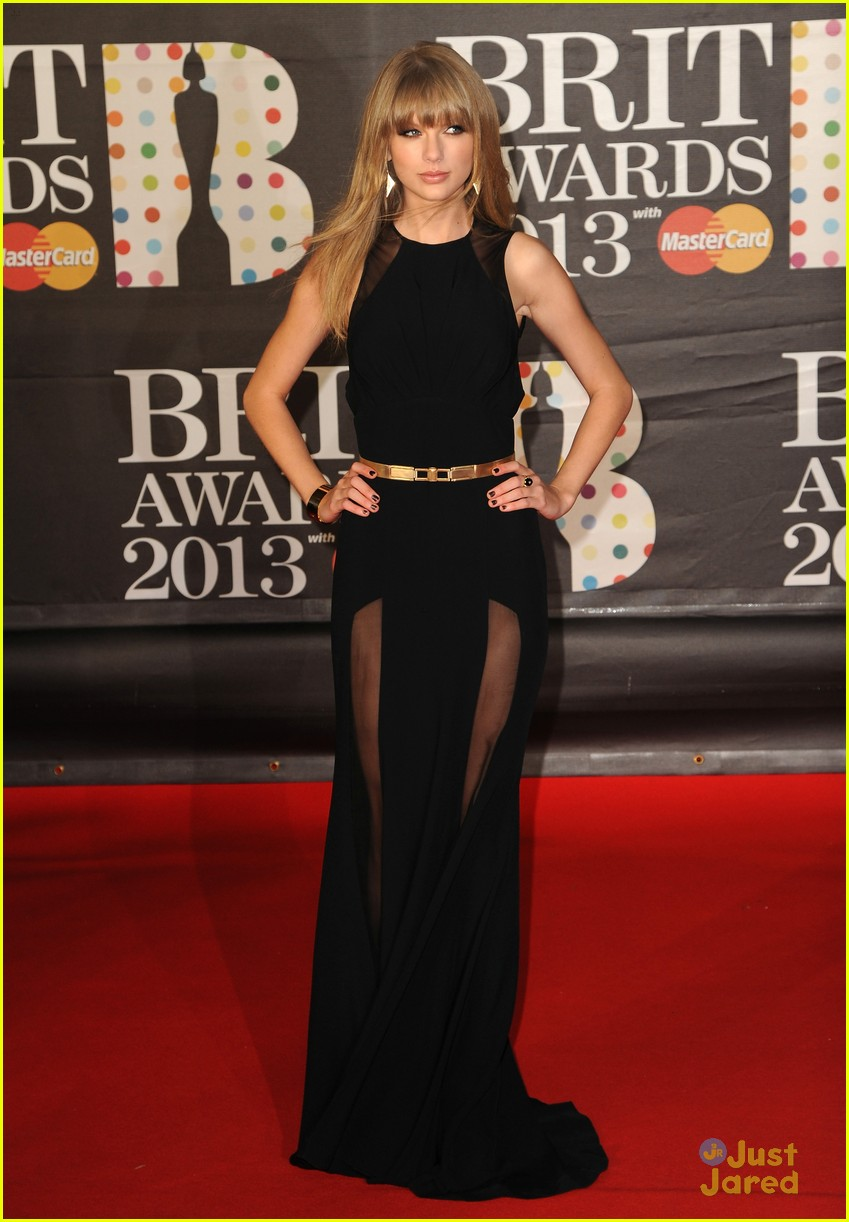 taylor swift brit awards 08