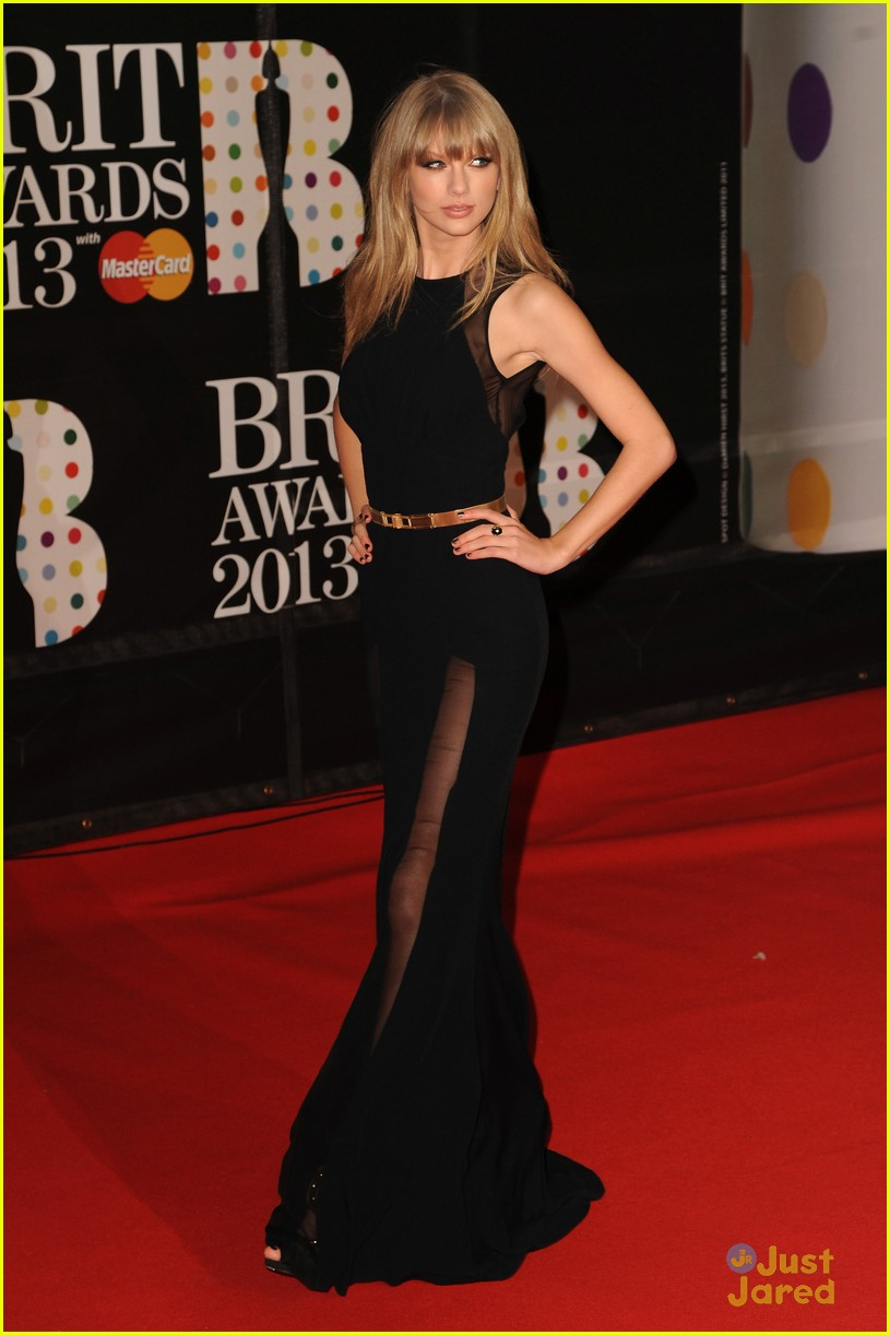 taylor swift brit awards 12