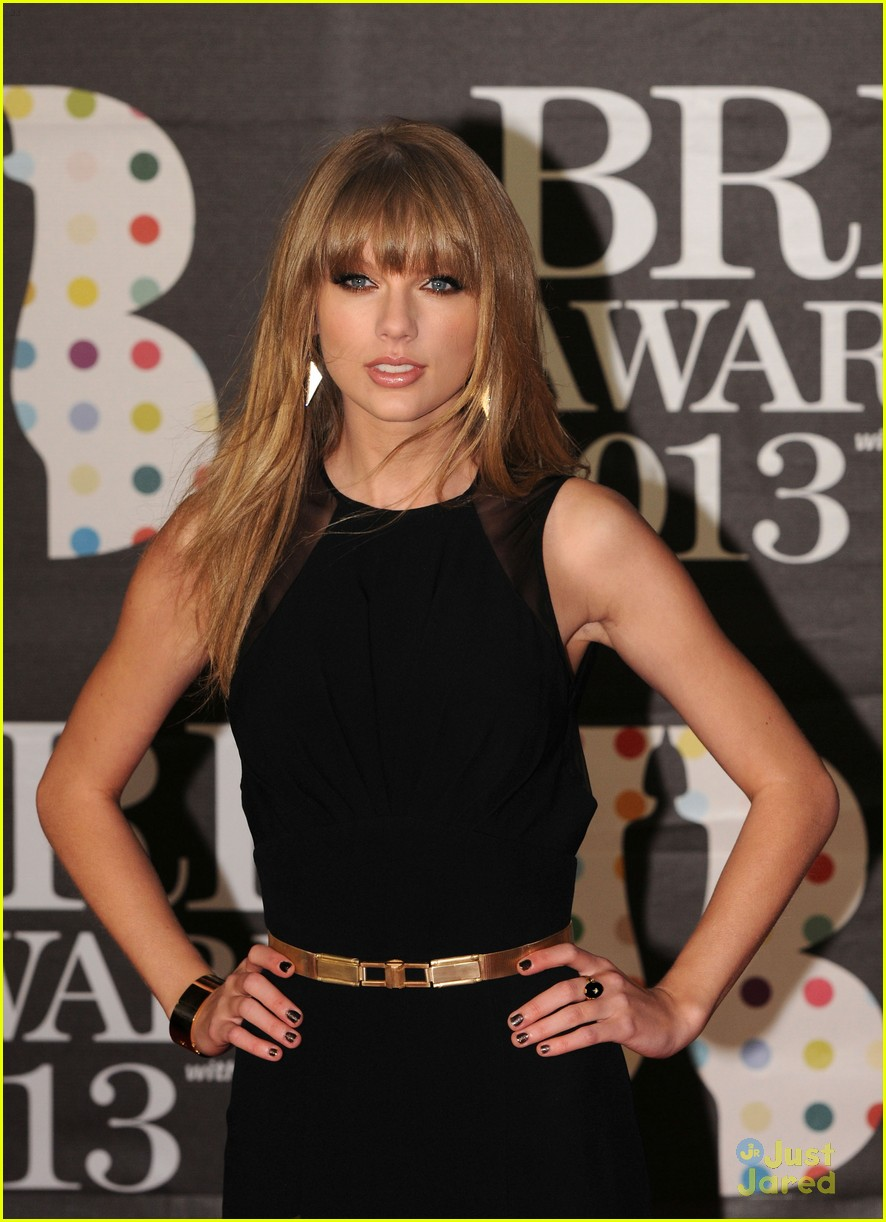 taylor swift brit awards 14