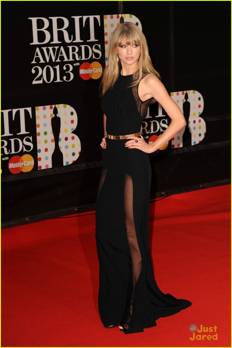 taylor swift brit awards 16