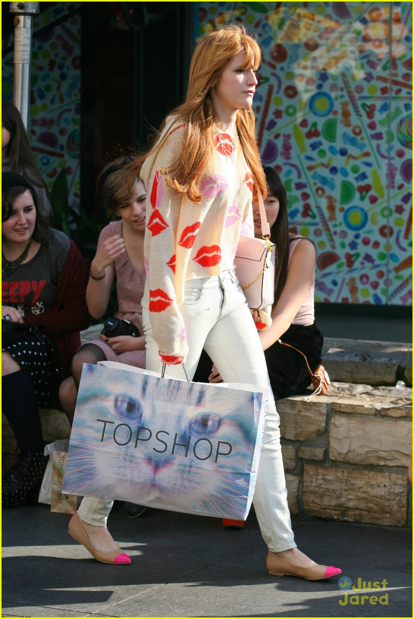 bella thorne pre order the shake it up album 03