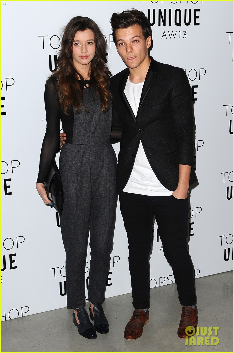 louis tomlinson london fashion week eleanor calder1 02